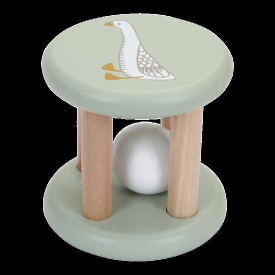 Kulička v kleci olive Goose