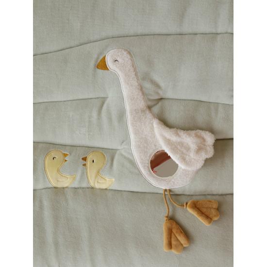 Hrací deka Goose