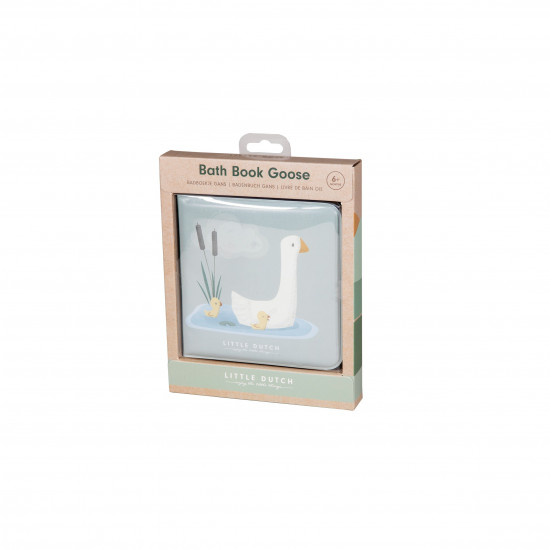 Knížka do vody Goose
