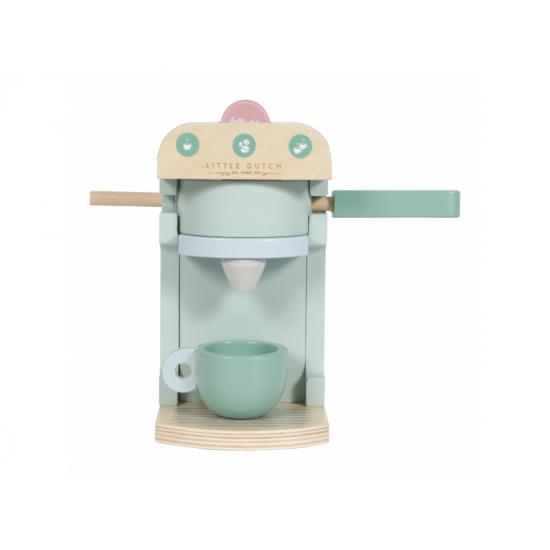 Dřevěný kávovar - Little Dutch