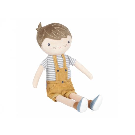 Panenka v krabičce 50cm kluk - Little Dutch