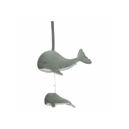 Hrajíci velryba OCEAN mint