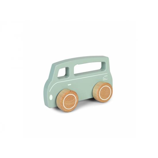 Dřevěná dodávka mint - Little Dutch